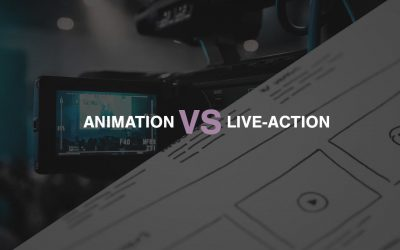 Animation VS Live-Action Video – Which is right for your video project?